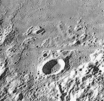"""La otra cara de la Luna - Estructuras en la Luna """"Censurado en los 70`S"""" Ruinas-en-la-luna-alan-davis-1"""