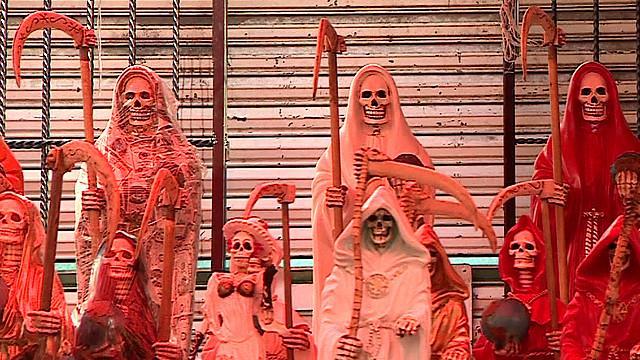 México, un país atacado por Satanás