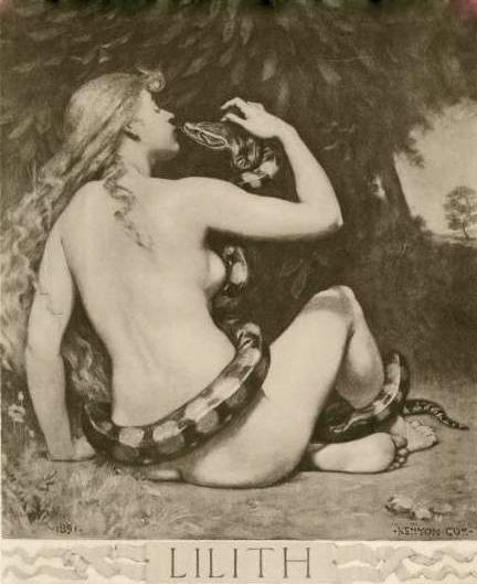 Lilith la primera mujer de Adán – Antes que Eva, Lilith  Lilith