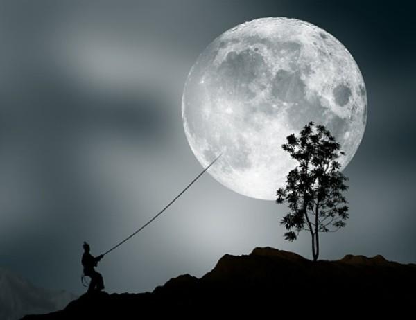 Nos afecta realmente la luna llena el centinela for Cuando es luna llena