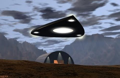 Naves Extraterrestres 6