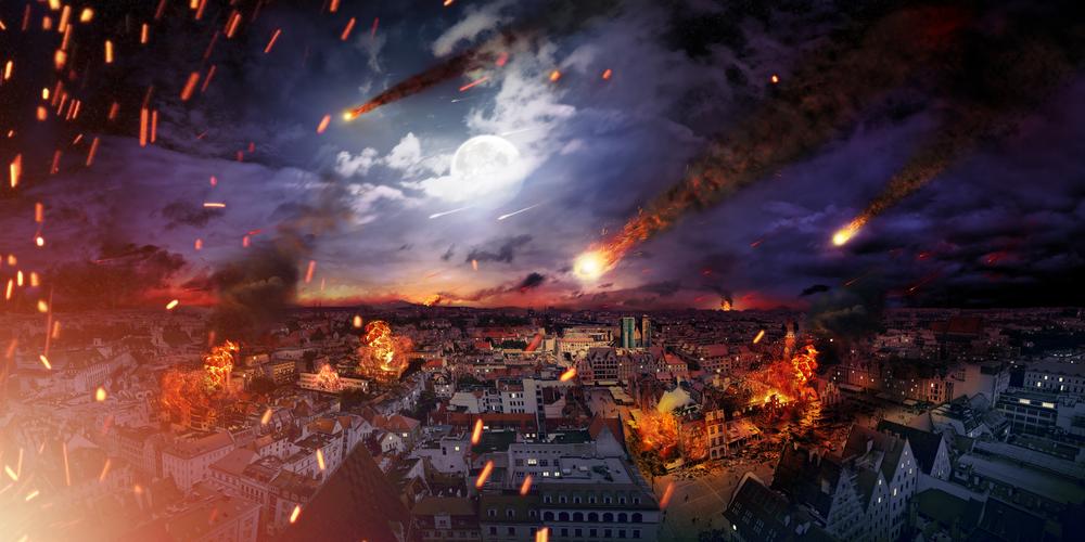 Eventos de la Gran Tribulación
