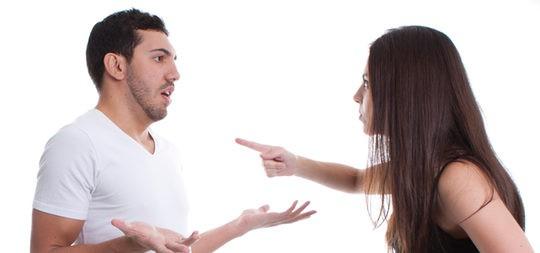 Críticas en pareja, crisis para dos