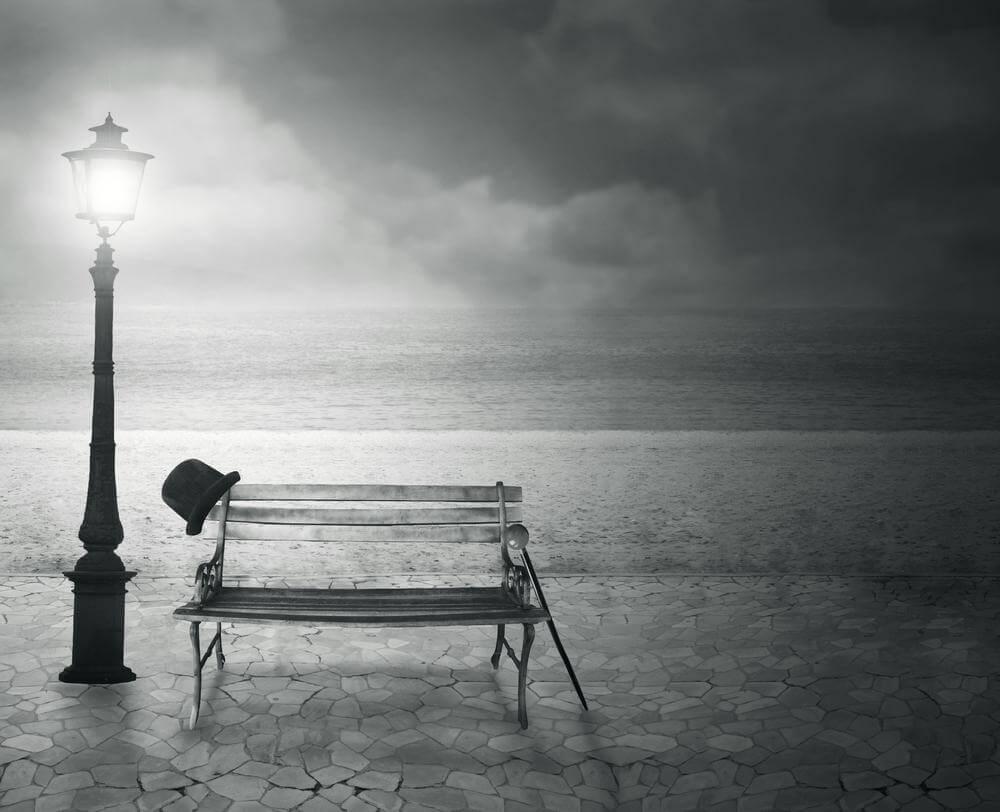 Melancolía, la felicidad de estar triste