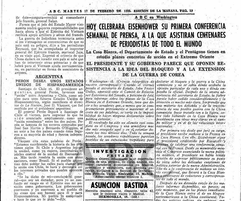 diario 1953