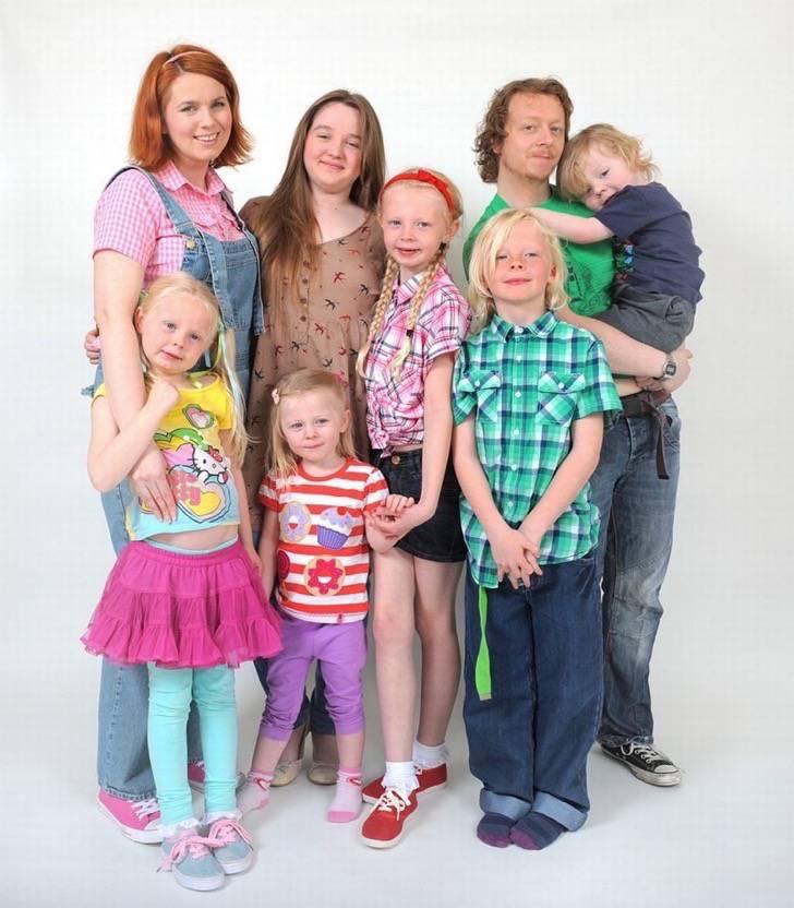 Familia Adlington